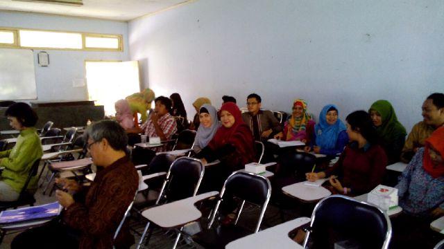 Seminar Participant