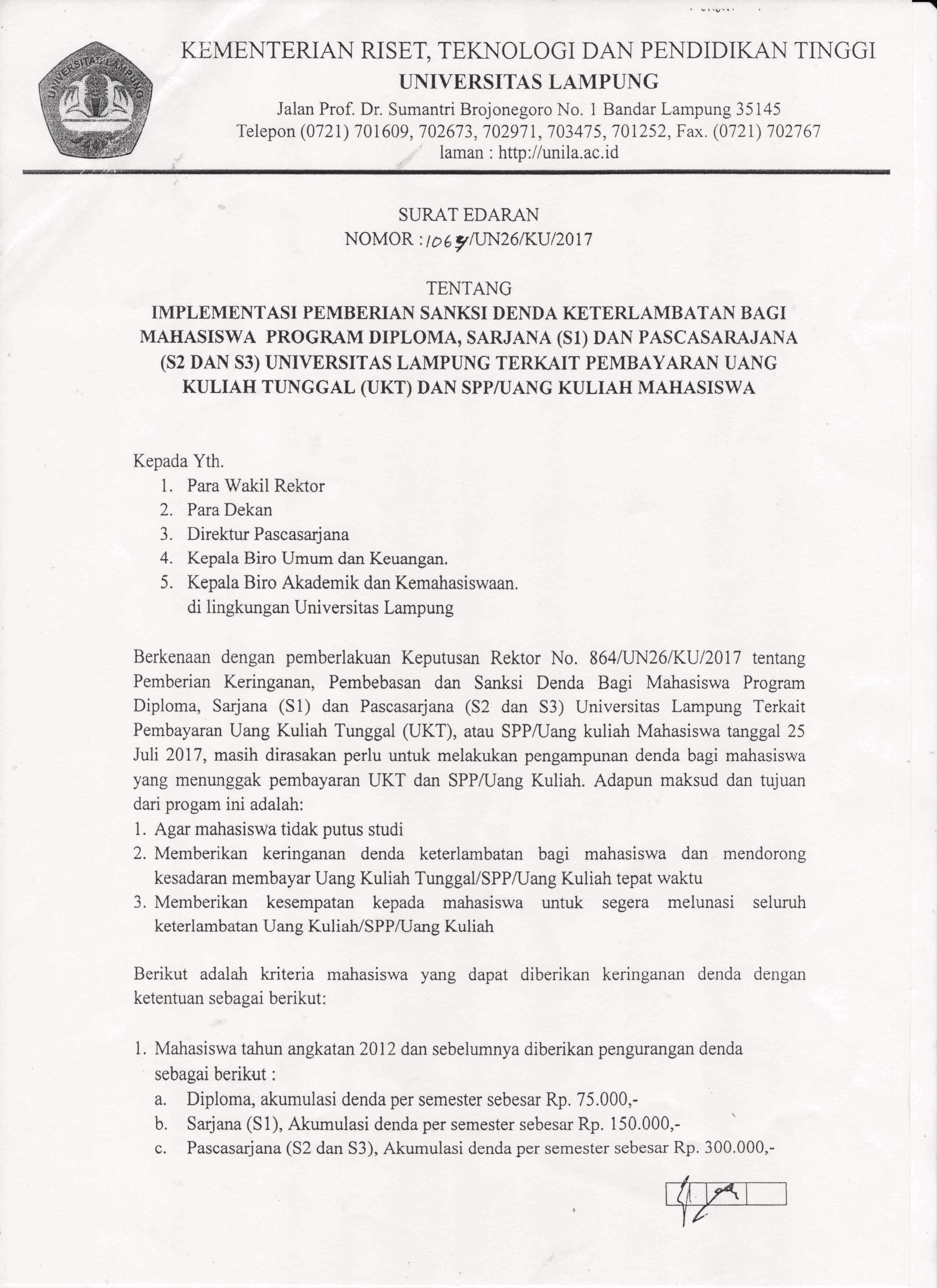 Contoh Surat Pemberitahuan Keterlambatan Pembayaran Gaji